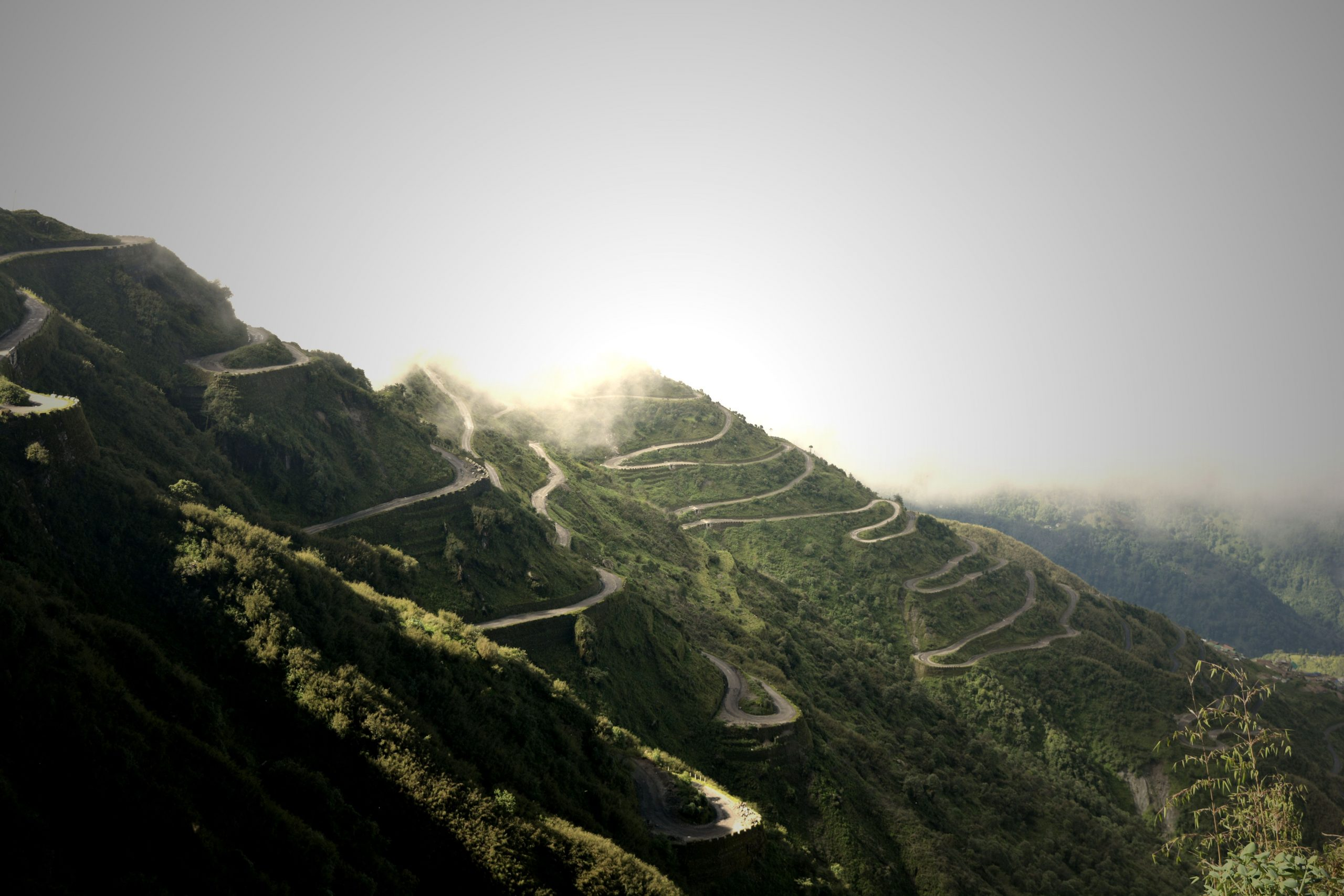 Zuluk is the best place in old silk route