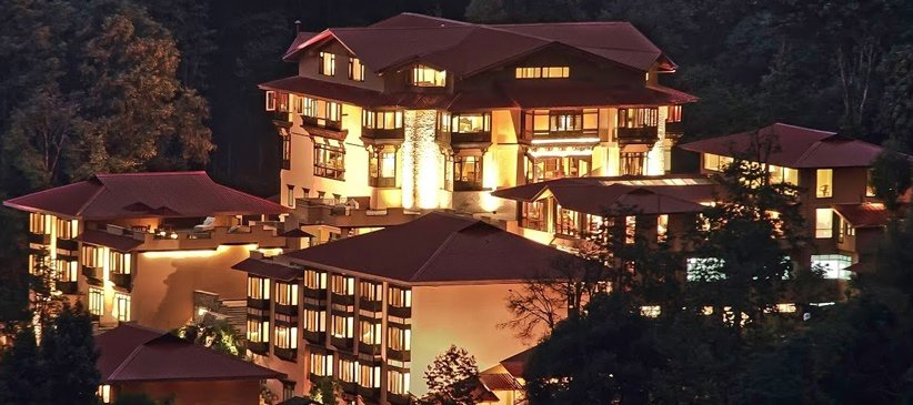 Most expensive hotel in Pelling West Sikkim