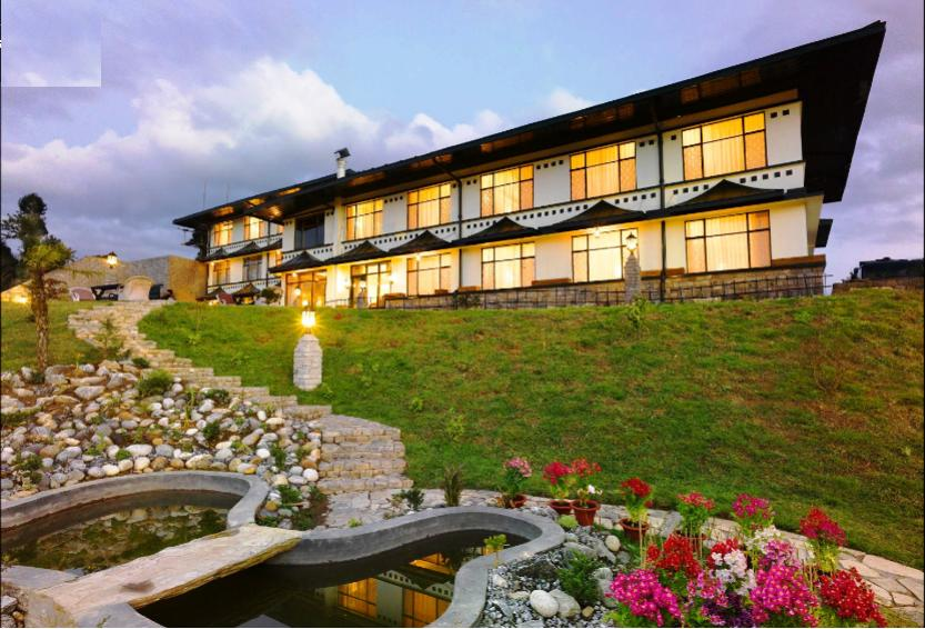 Most vintage accommodation in Sikkim