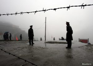 Nathula pass is the toughest Indo-Chaina border