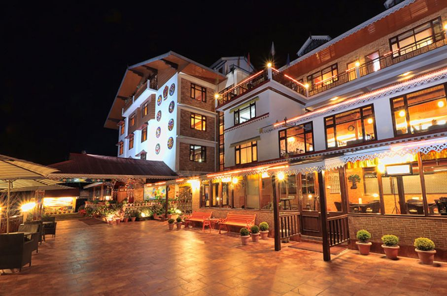 Best luxurious hotel in Lachung