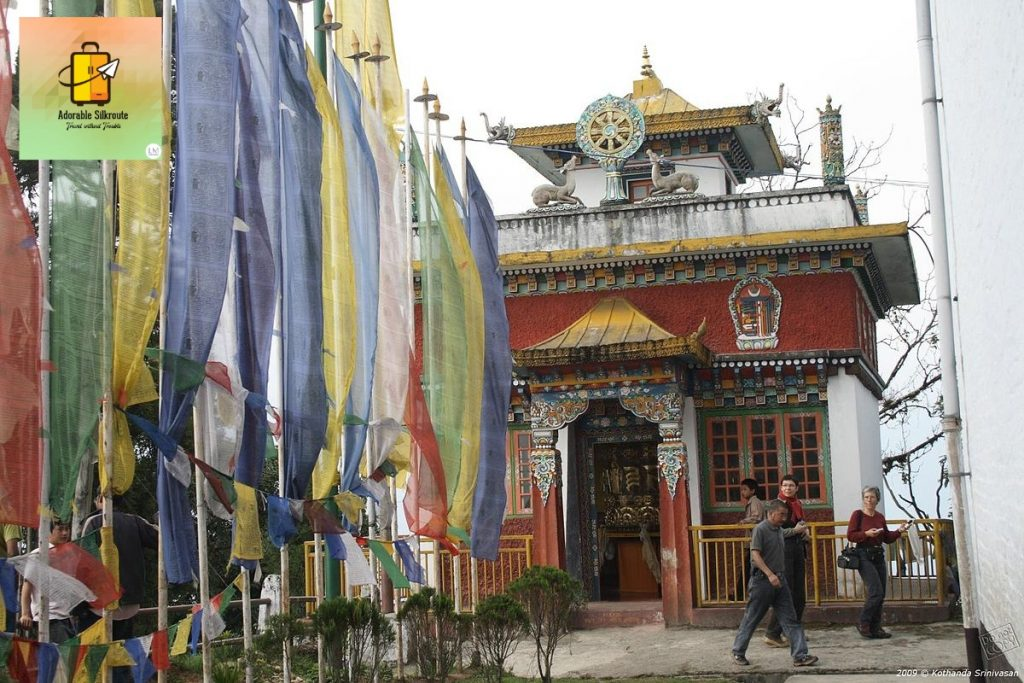 One of the major attraction in Pelling Tour