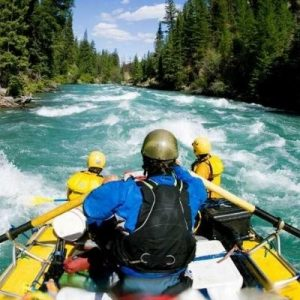River Rafting in Old Silk Tour Package