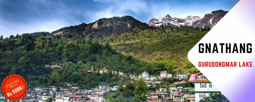 Most charming paradise in East-North Sikkim sectors are Zuluk, Gnathang, Lachen,Lachung