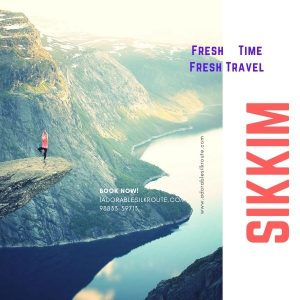 8N 9D North Sikkim family holiday tour .