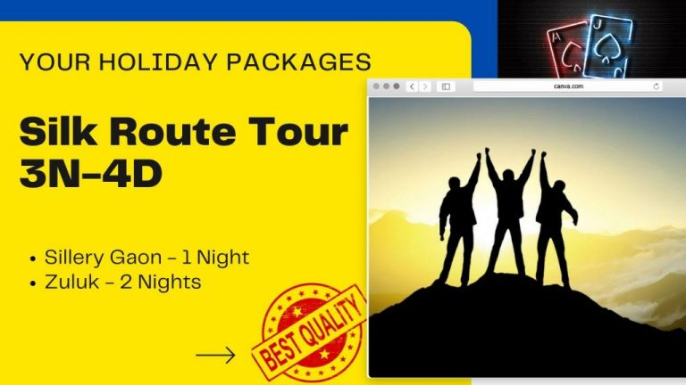 Book Your East Sikkim Holiday Tour Now