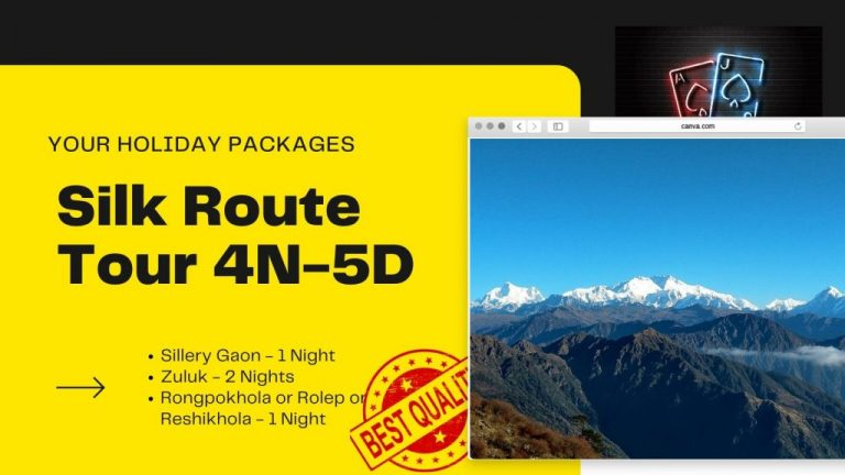 Complete Your Old Silk Route Tour within 5 Days