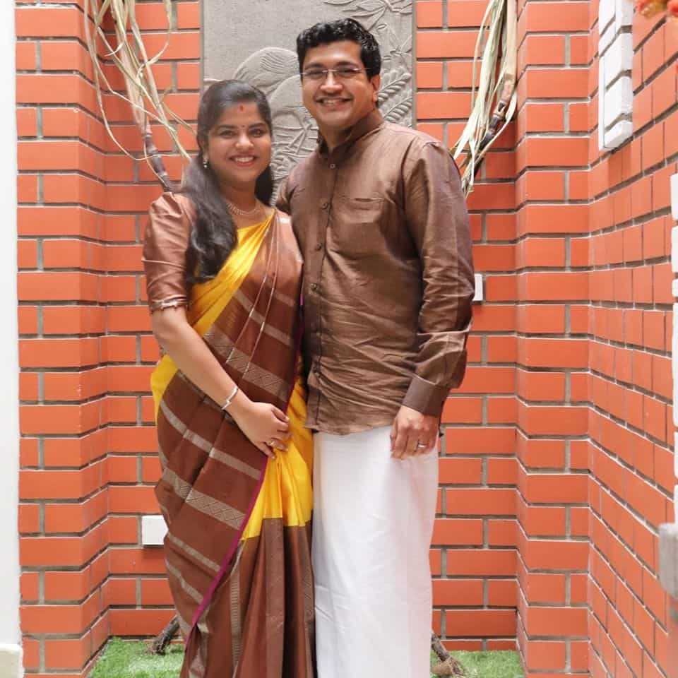 South Indian couple enjoyed a lot on Silk Route Trip