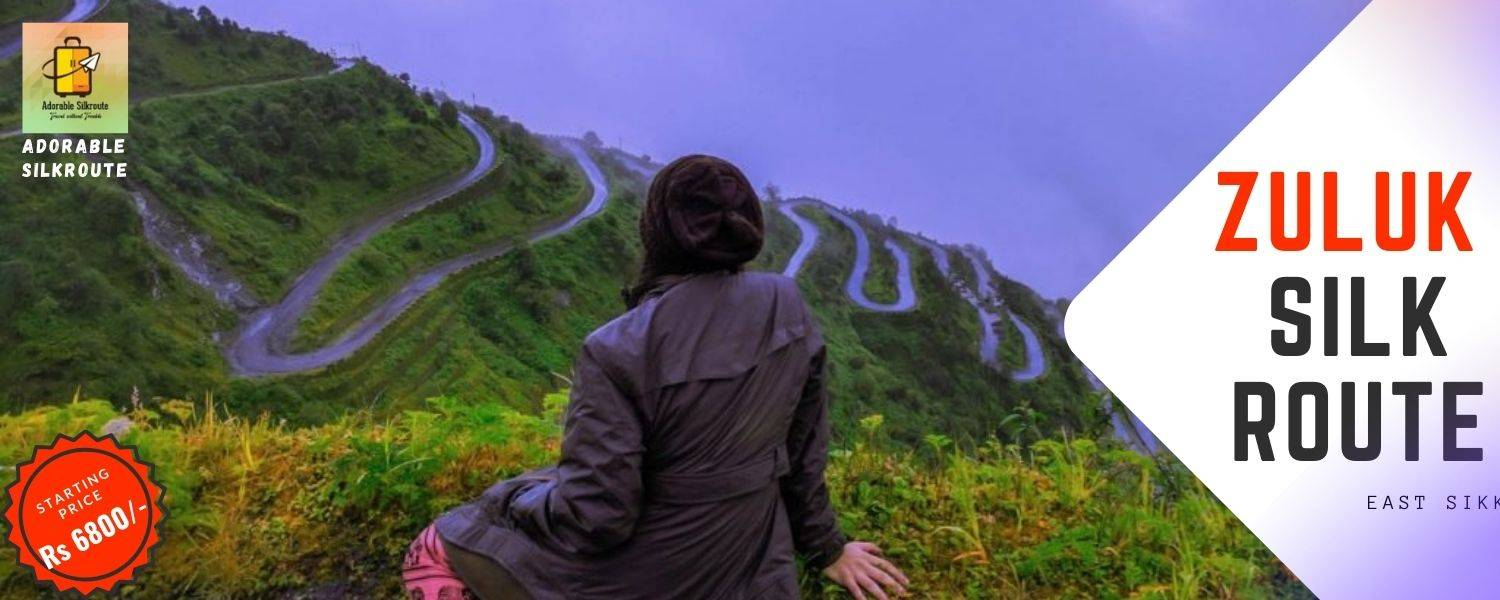 Sikkim Silk Route is the Safest mountain destination for solo female traveler.